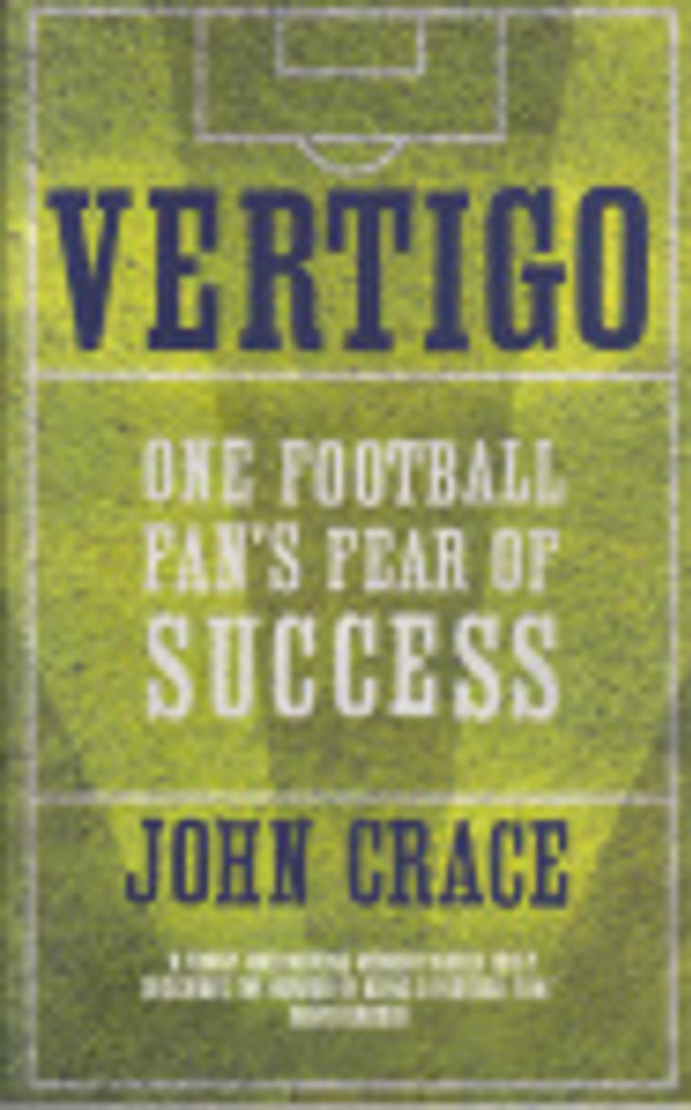 Cover of Vertigo by John Crace
