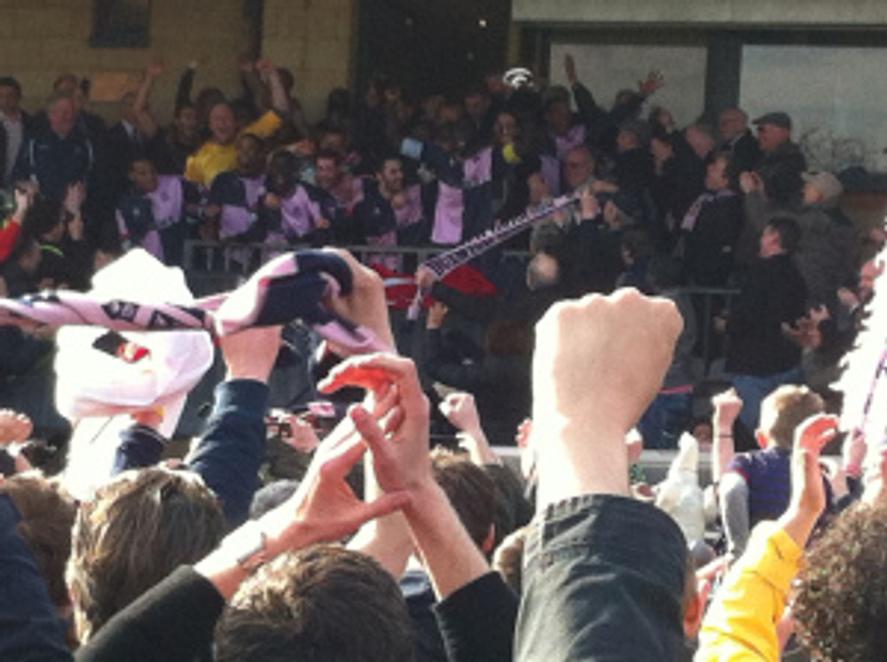 Dulwich Hamlet FC: Champions!