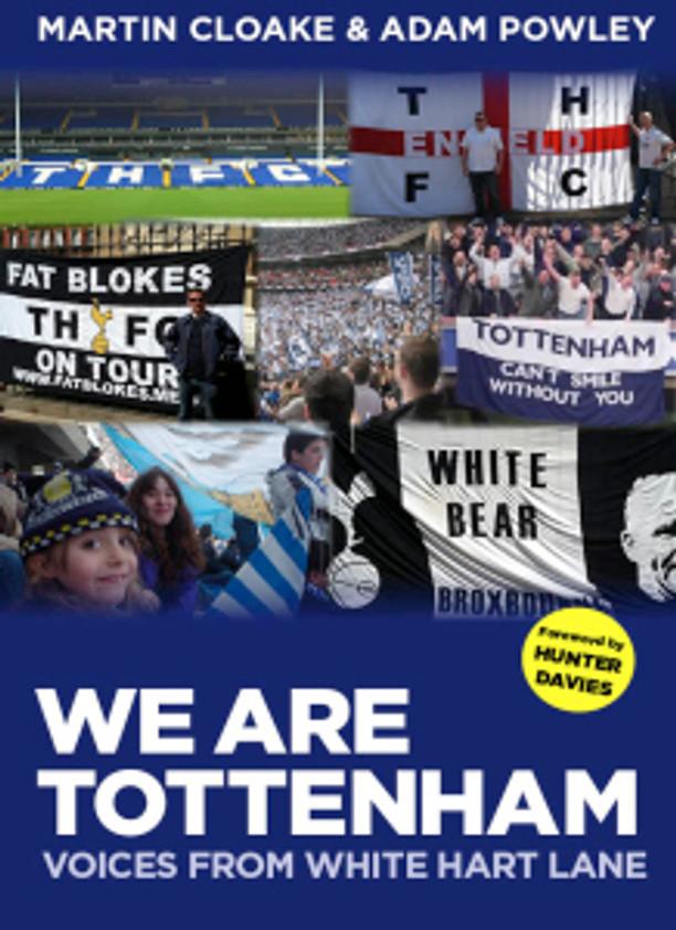 We Are Tottenham cover