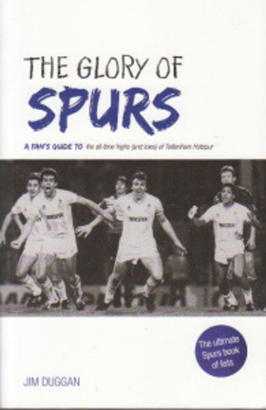 The Glory of Spurs cover