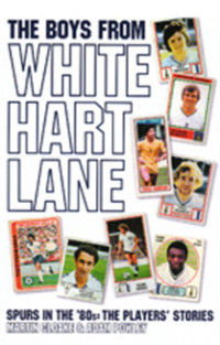 The Boys from White Hart Lane cover