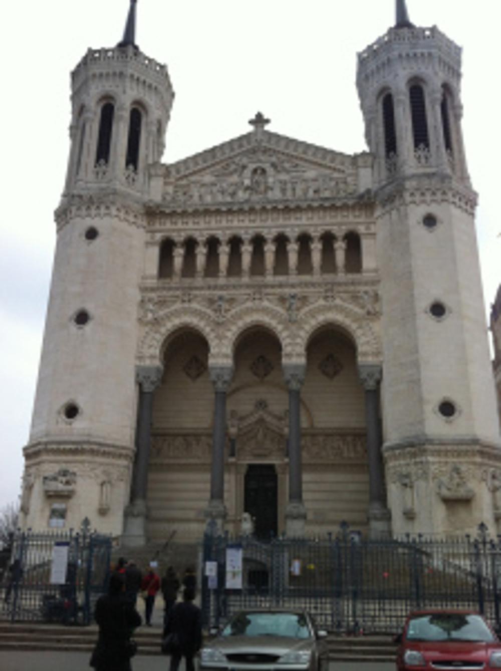 Notre Dame in Lyon