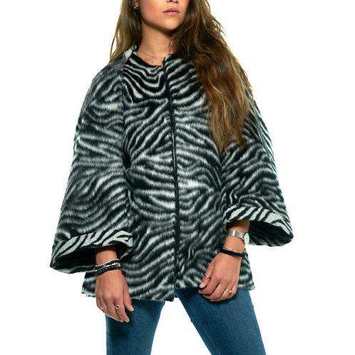 Two Pieces Jacket Zebra