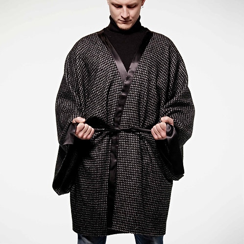 Kimono Jaquart B&W