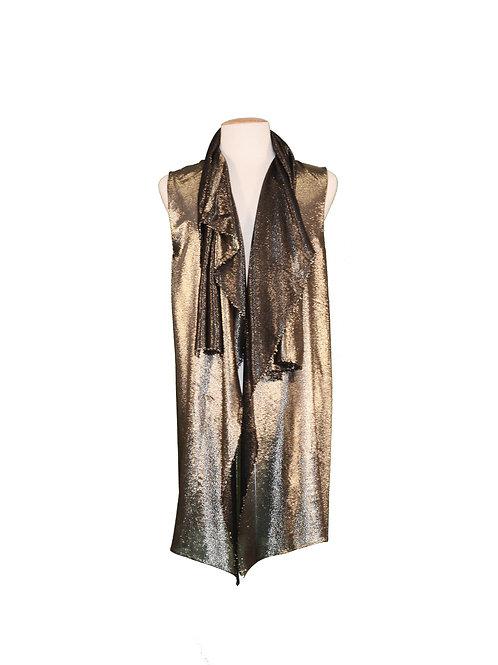 Summer Vest Gold