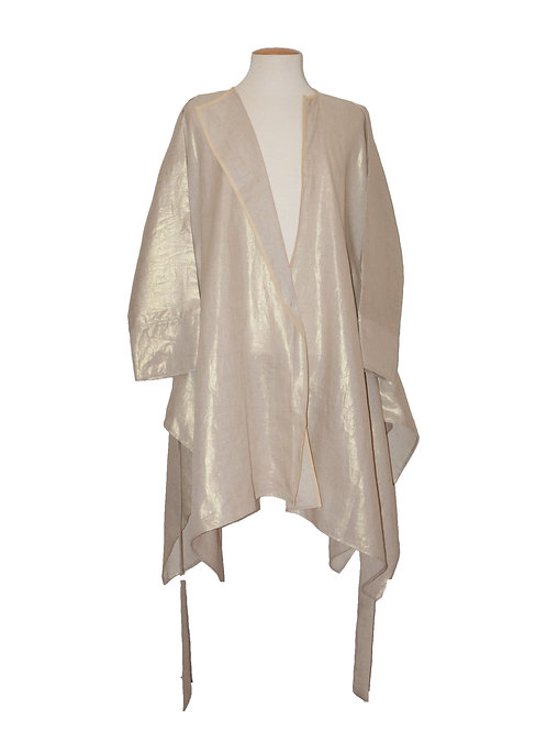 Tunic Gold Linen