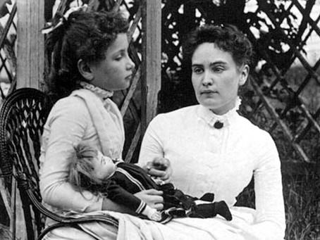 The Angels in Our Lives: Helen Keller
