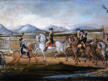 George Washington and the Whiskey Rebellion