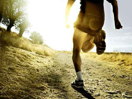 I Run, Therefore I Am
