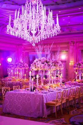Wedding Reception Dinner