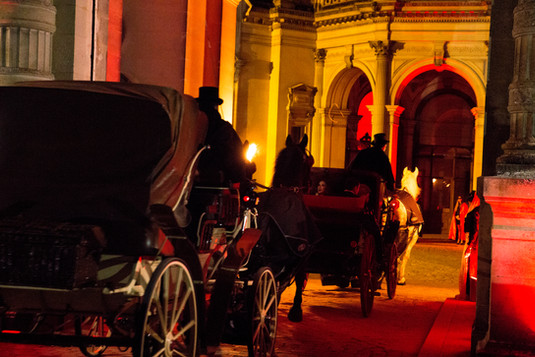Horse & carriage - Birthday