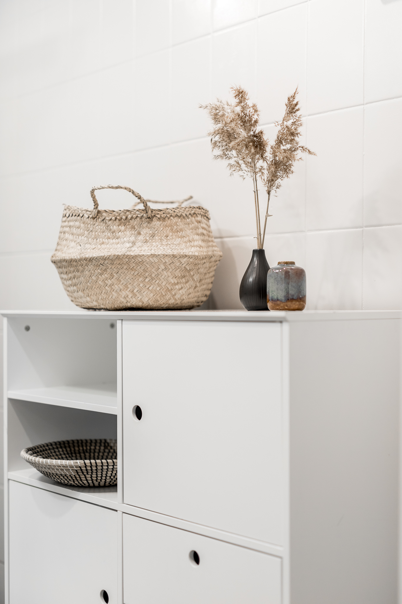 Stailattu kylpyhuone