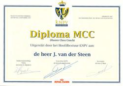 MCC diploma