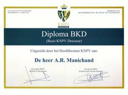 BKD Reul Manichand