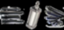 Cilinros heymaticos e hidraulicos