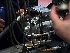 Calibración de Bomba de alta diesel