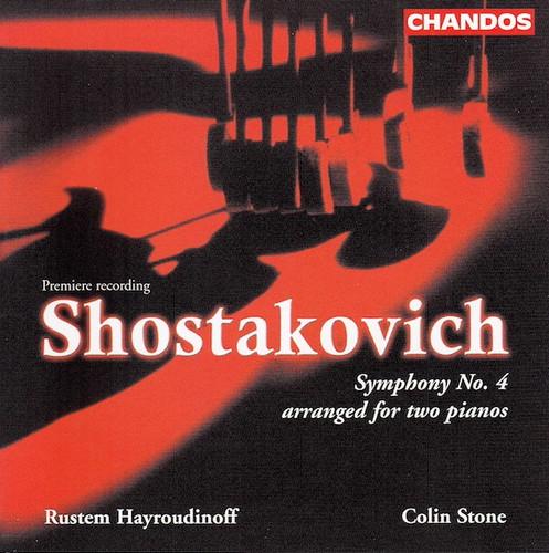 Shostakovich Symphony No  4 (2 piano version)