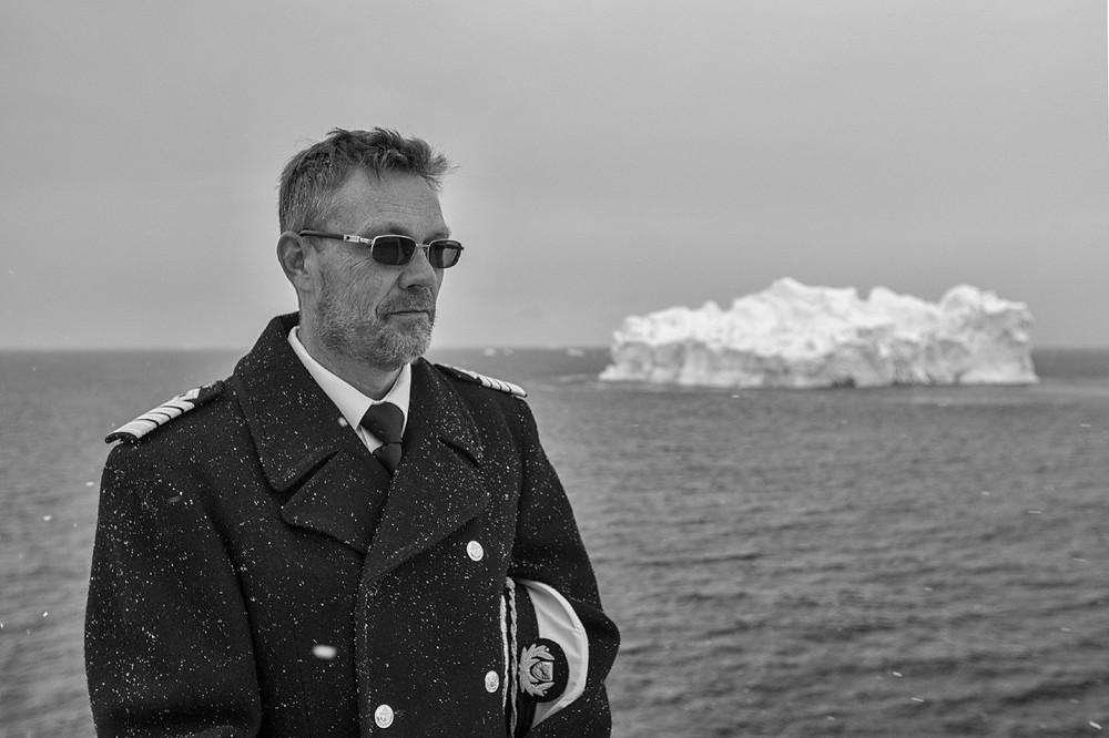 Captain Bjarne Larsen