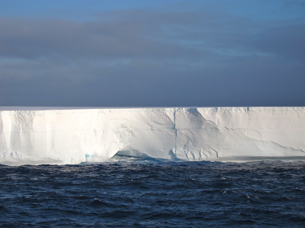 An iceberg in the Drake Passage