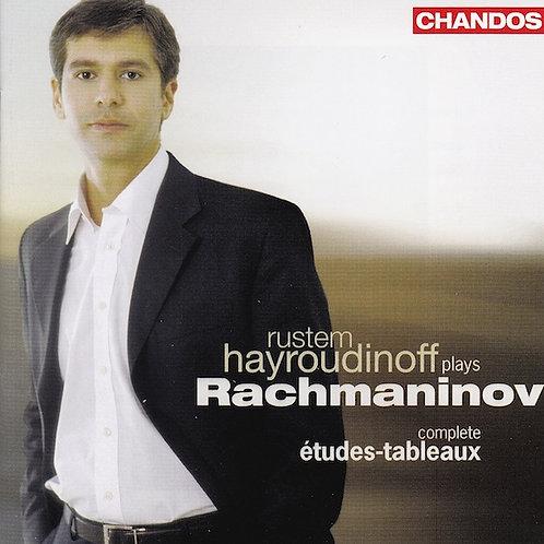 Rachmaninov Complete Études-Tableaux