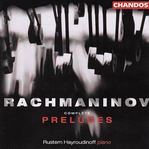 Rachmaninov Complete Preludes