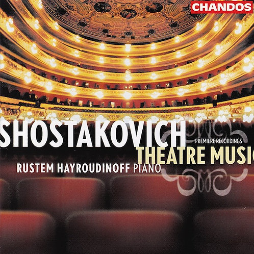 Shostakovich Theatre Music