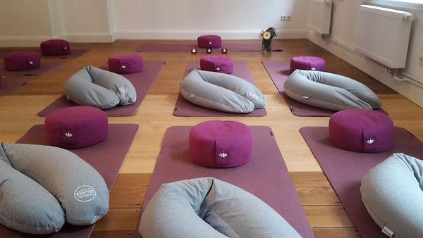 Yoga für Schwangere in Eimsbüttel