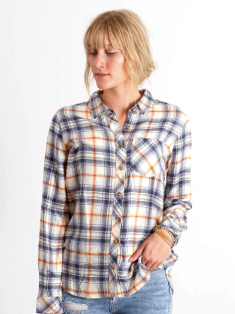 Augusta Plaid Shirt