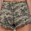 Thumbnail: Cozy Cozy Camo Lounge Shorts