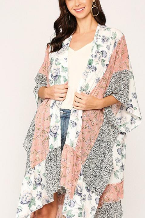 Gigi Floral Kimono