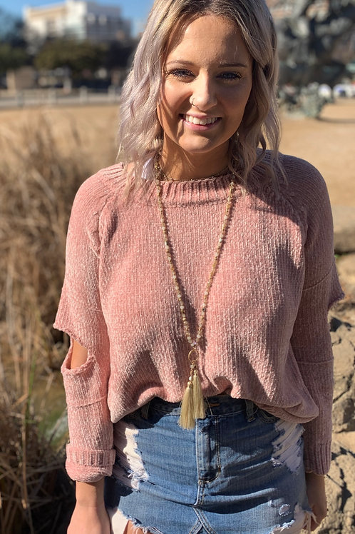 The Amy Lynne Sweater