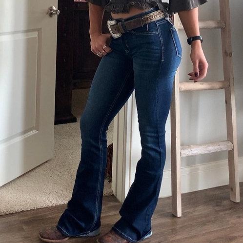 Kancan Flare Jeans