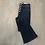 Thumbnail: Kancan Petite Flare Button Front Jeans