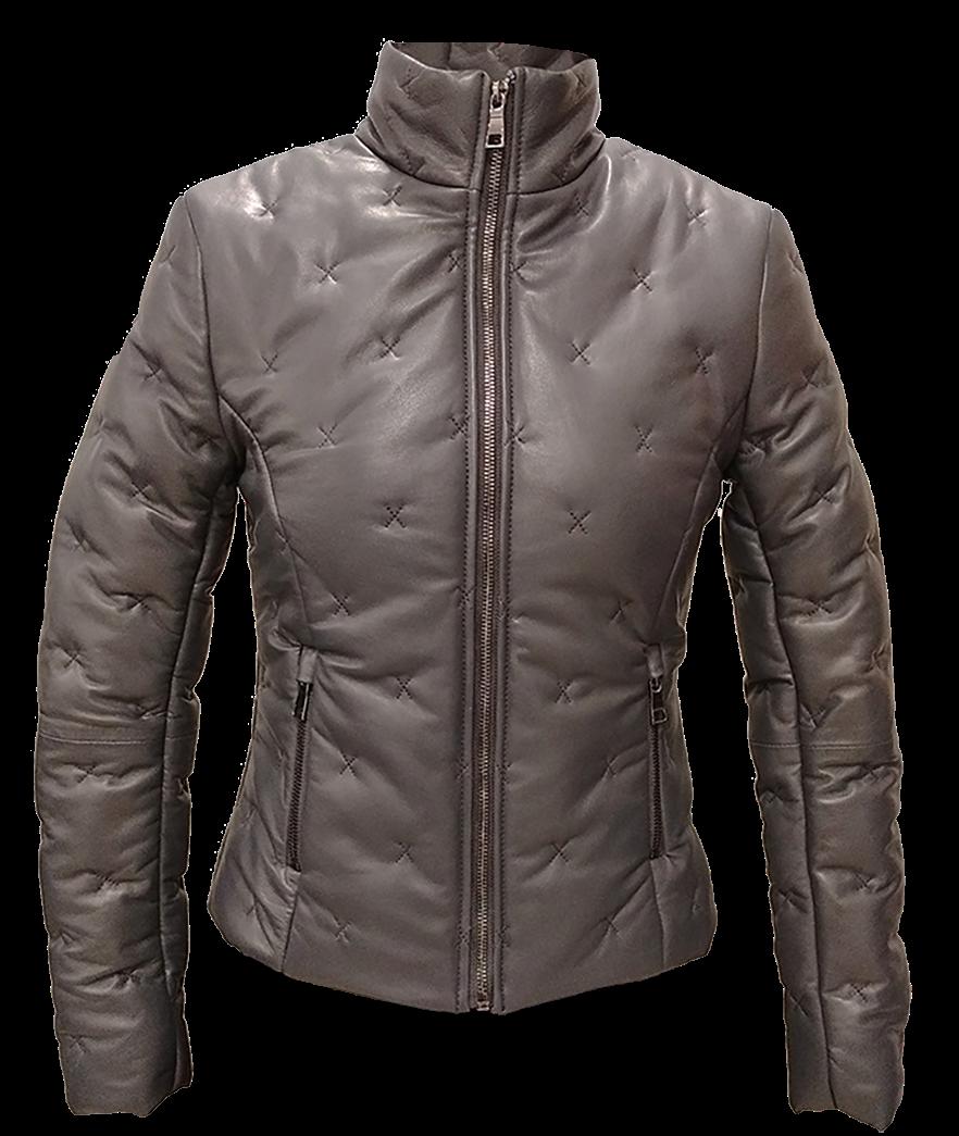 Down Blended Jacket