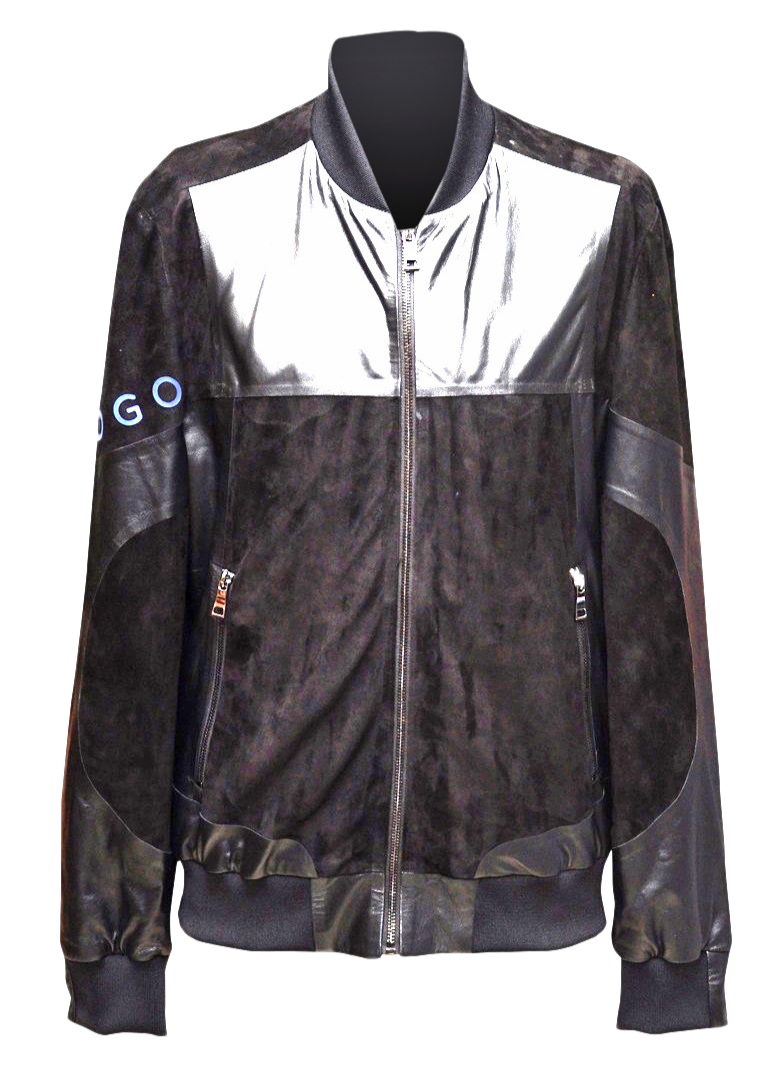 Sew Free Panel Attached Jacket
