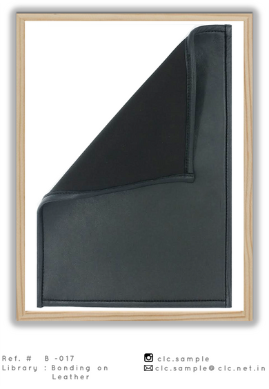 poly bonded leather