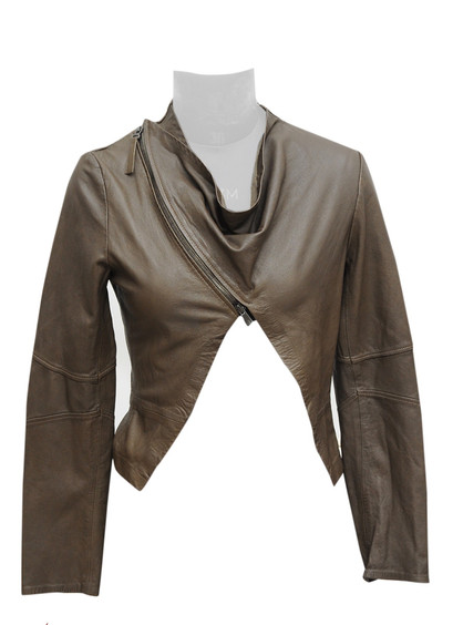 Butter Soft Leather Jacket