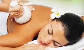 Thai Herbal Compress Massage
