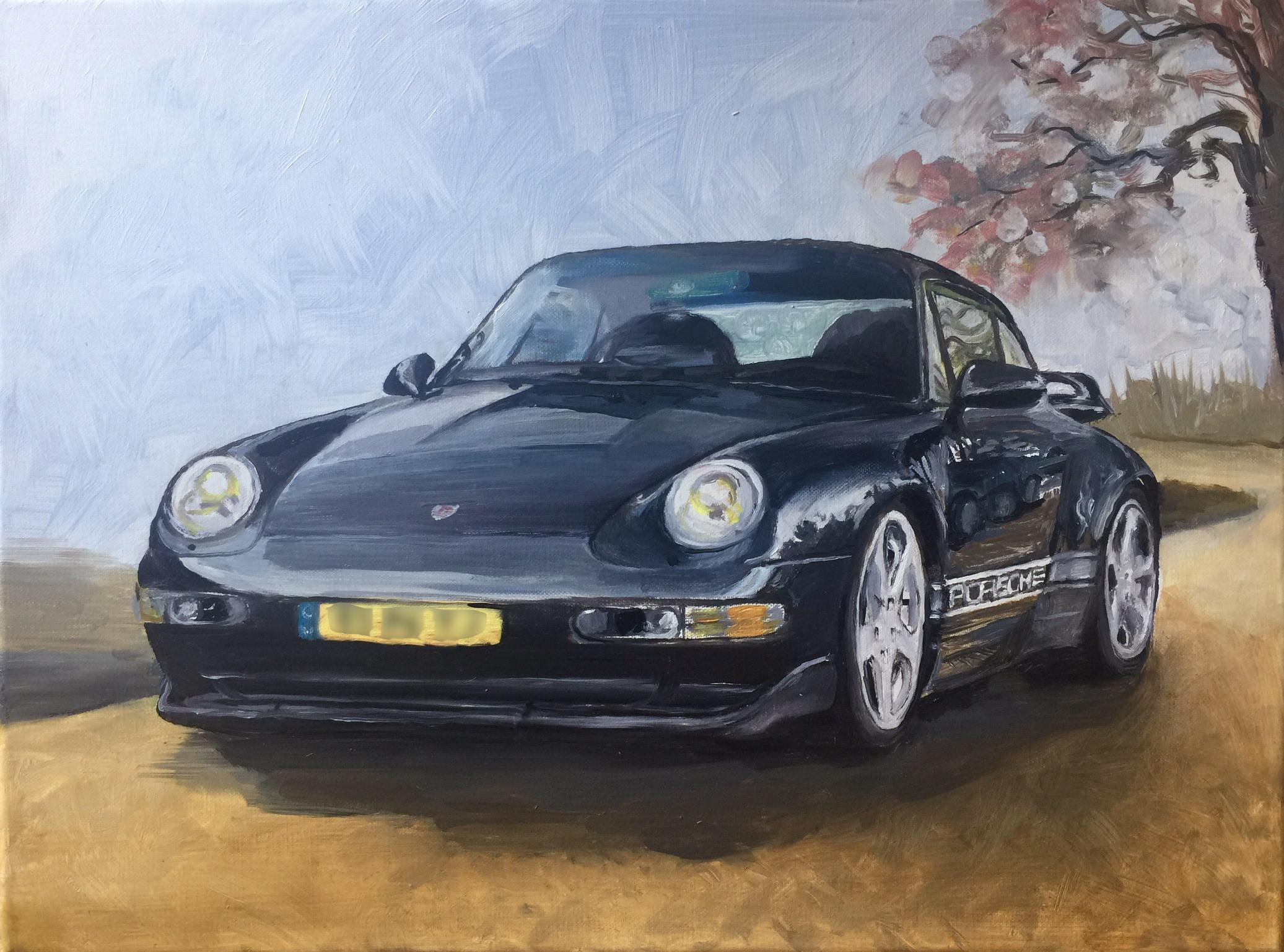 The true Porsche