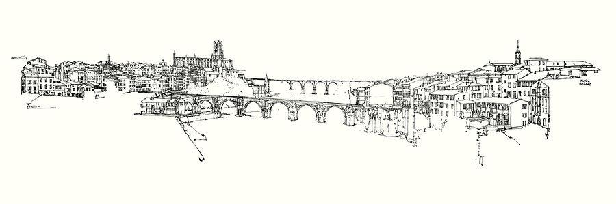 SULTANOV DMITRII | Sketches | FRANCE / 18Y