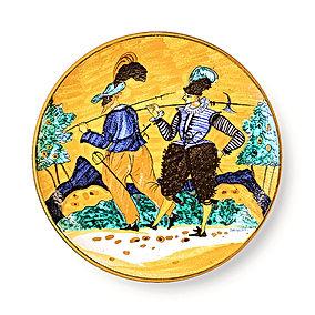 SULTANOV DMITRII   Majolica   Traditional series / 14Y