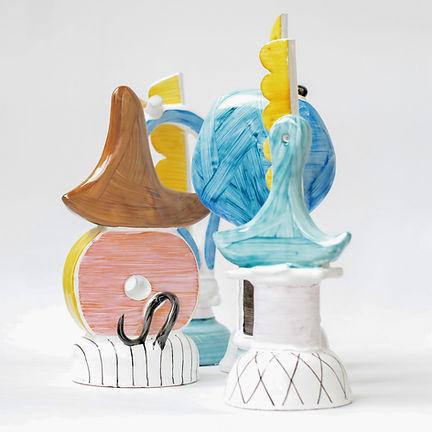 SULTANOV DMITRII   Ceramics   Metamorphoses / 15Y