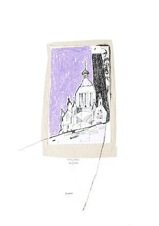 SULTANOV DMITRII | Sketches | CITIES #1 / 13Y