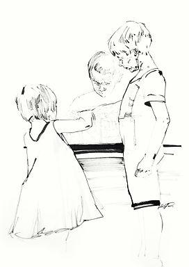 SULTANOV DMITRII | Sketches | PEOPLE / 17Y