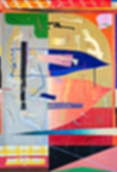 SULTANOV DMITRII | ROOM #9 | 116X170 | 2020
