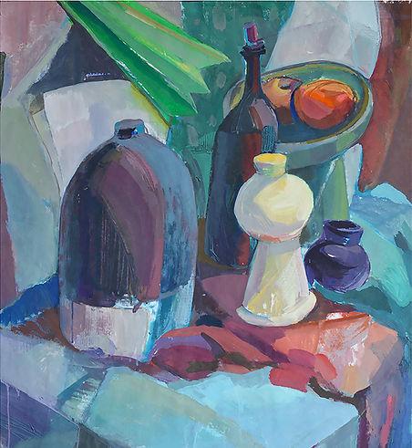 SULTANOV DMITRII | Painting | Still Life / 11–15Y