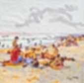 SULTANOV DMITRII | Painting | Beach Life | 17–18Y