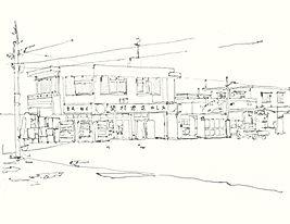 SULTANOV DMITRII | Sketches | CITIES #2 / 14Y