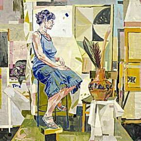 SULTANOV DMITRII | Painting | STUDIE | 17–18Y
