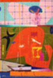 SULTANOV DMITRII | ROOM #6 | 116X170 | 2020